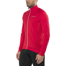 Endura FS260-Pro Jetstream Longsleeve Jersey Herre red
